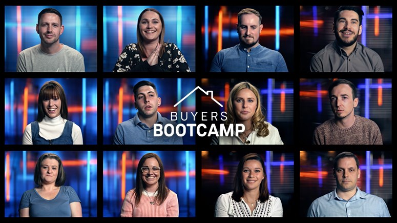 Collage of the people who part-take in Buyers Boot camp
